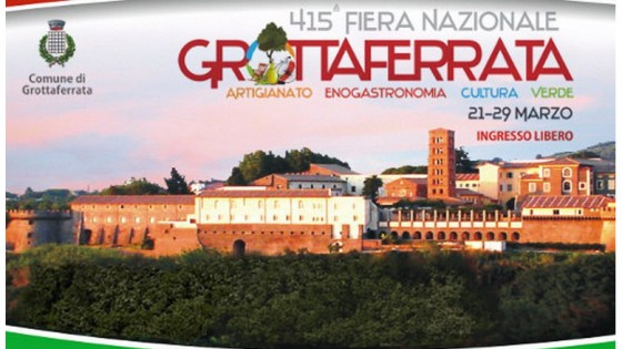 Fiera Nazionale Grottaferrata